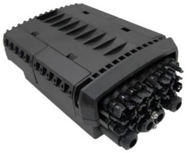 Cajas de distribuci n conectores redes fibra ptica ftth for Caja de distribucion
