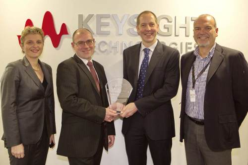 Keysight award-w