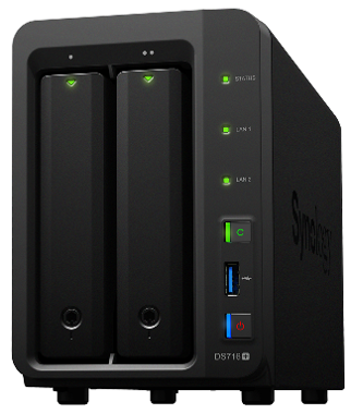 Synology DS716-servidor-w