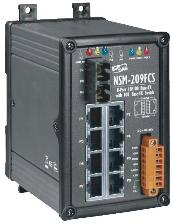 switch-ethernet-ns-209f