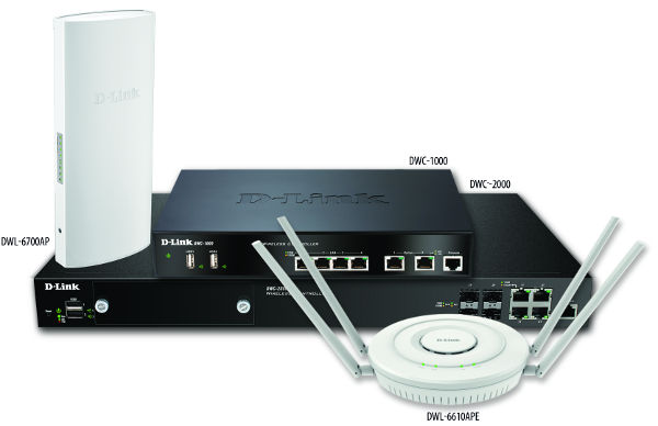 D-Link Wireless empresa-w