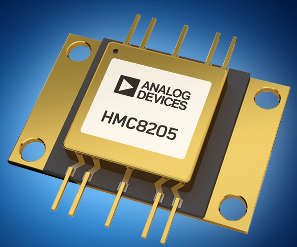 PRINT Analog-Devices-HMC8205-GaN-MMIC-w